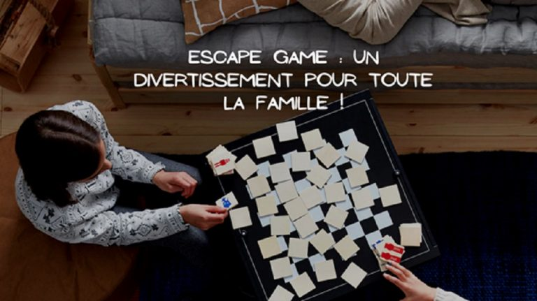 Escape game maison
