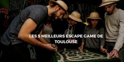 5 meilleurs escape game à Toulouse