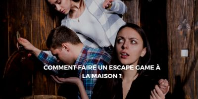créer escape game